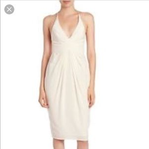 Zimmermann Silk Crossback Dress